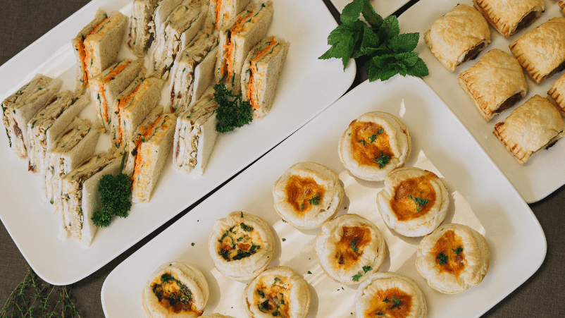 all about catering_wellington caterer_savouries
